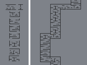 Yeah, the map is not 100% vertical – we added rare and short turns so the player wouldn't get bored from non-stop climbing